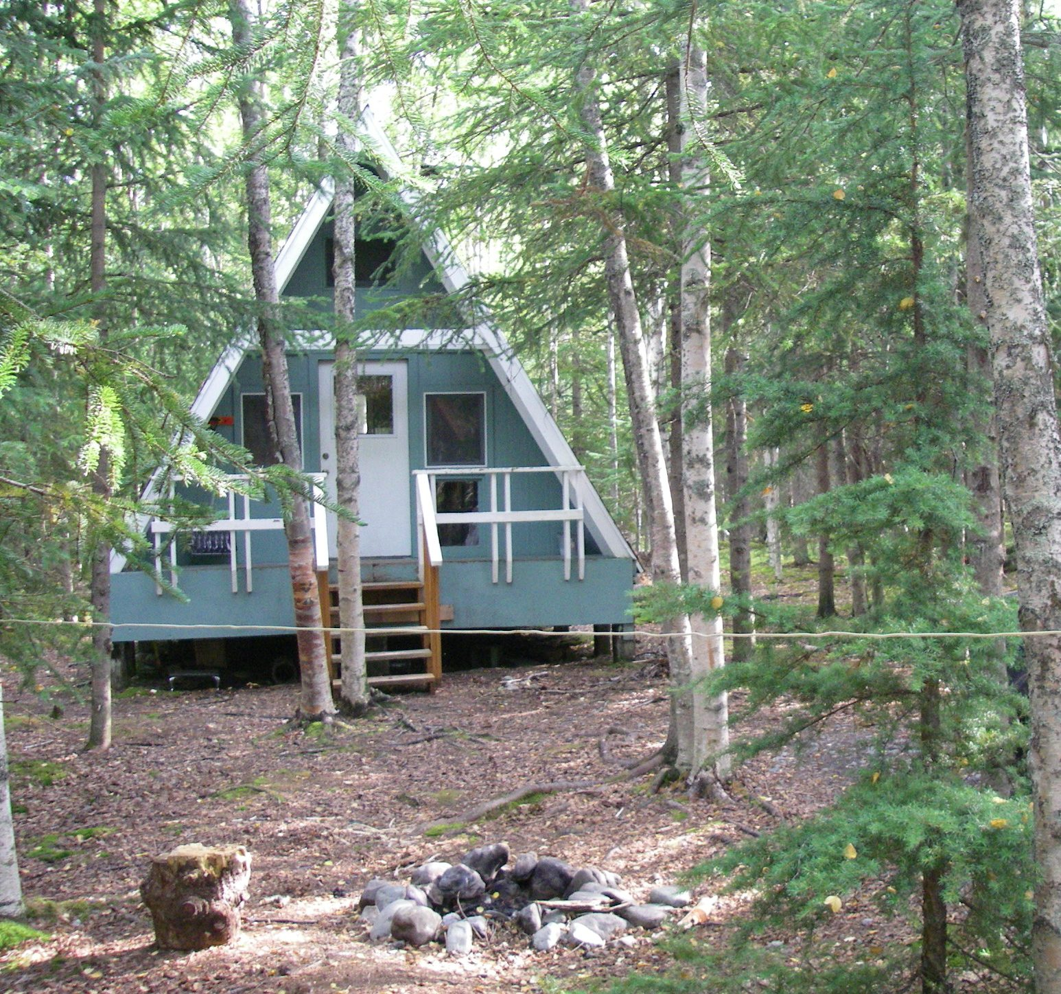 cabins south mayor rental downtown your very addition cabin the experience s alaska in own rentals