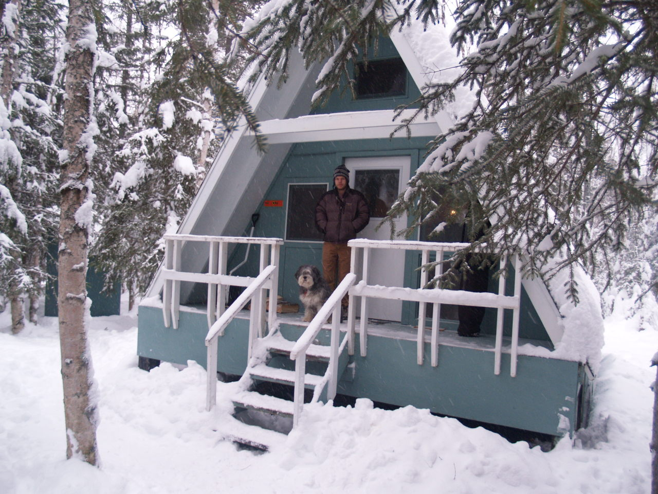 alaska overlooking bay kachemak previous log vacation cabin rentals ak and cabins homer in adventure next