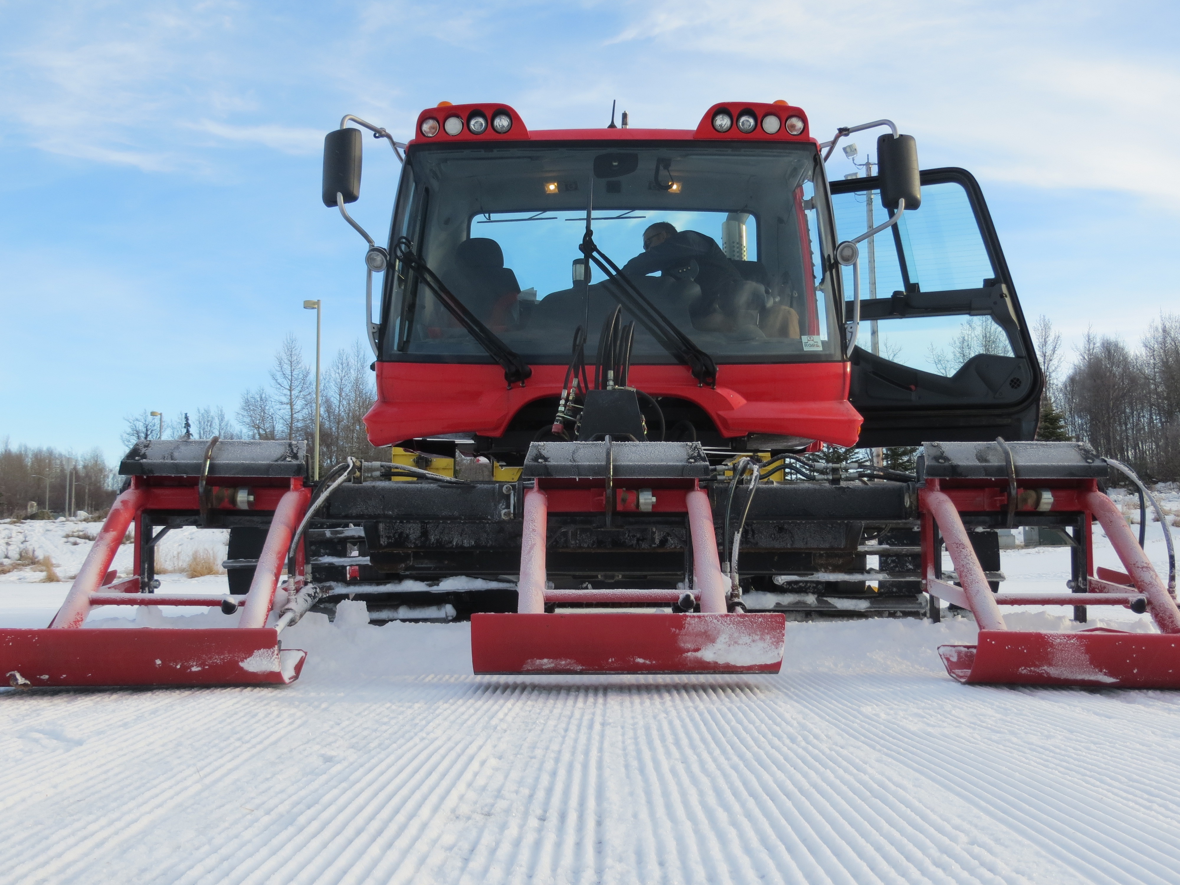 PistenBully 2015 - Nordic Skiing Association of Anchorage