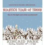 Solstice Tour of Trees
