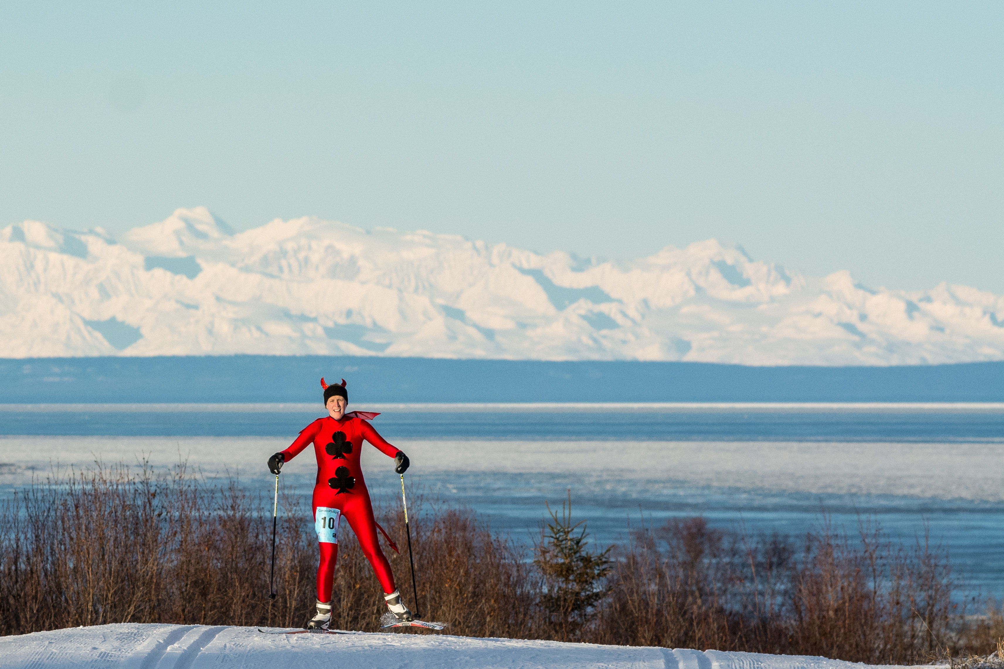 Cross Country Skis Nordic Skis The House Com >> Alaska Ski For Women Superbowl Sunday Join The Fun Support The