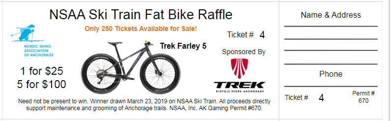… And The Fat Bike Raffle Winner Is…