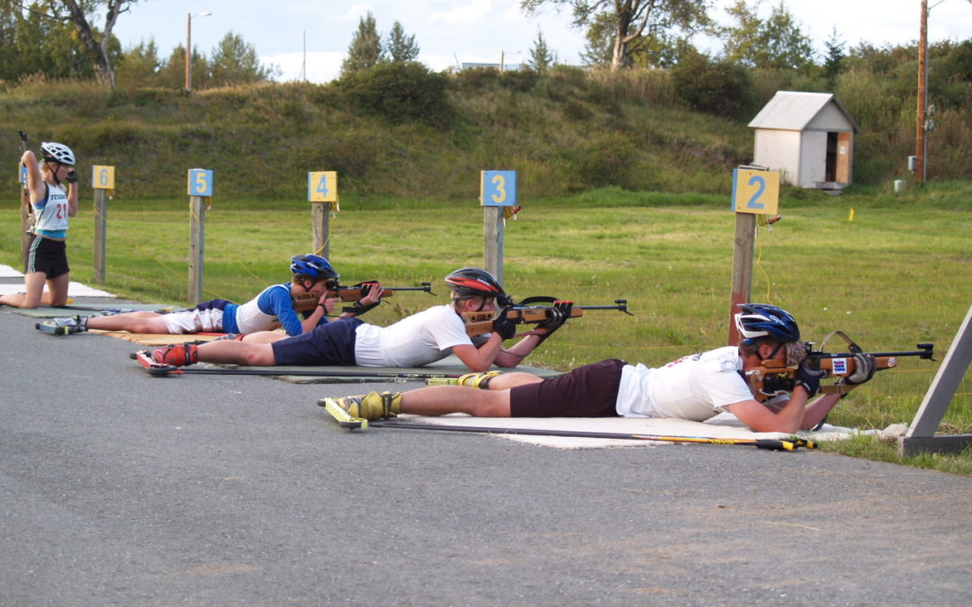 Biathlon Rifle Safety Class: April 20, 2019. Come learn about Biathlon & Rifle Safety!