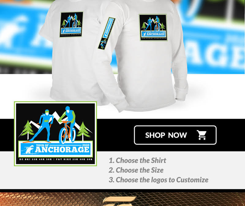 Tour of Anchorage Merchandise – Now Available